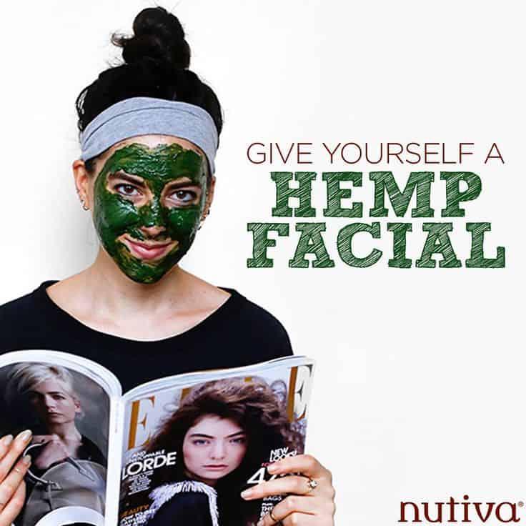 hennep gezichtsmasker recept