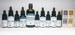 cbd olie biologisch