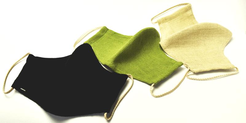Comfortabel hennep mondkapje, wat zijn de voordelen?